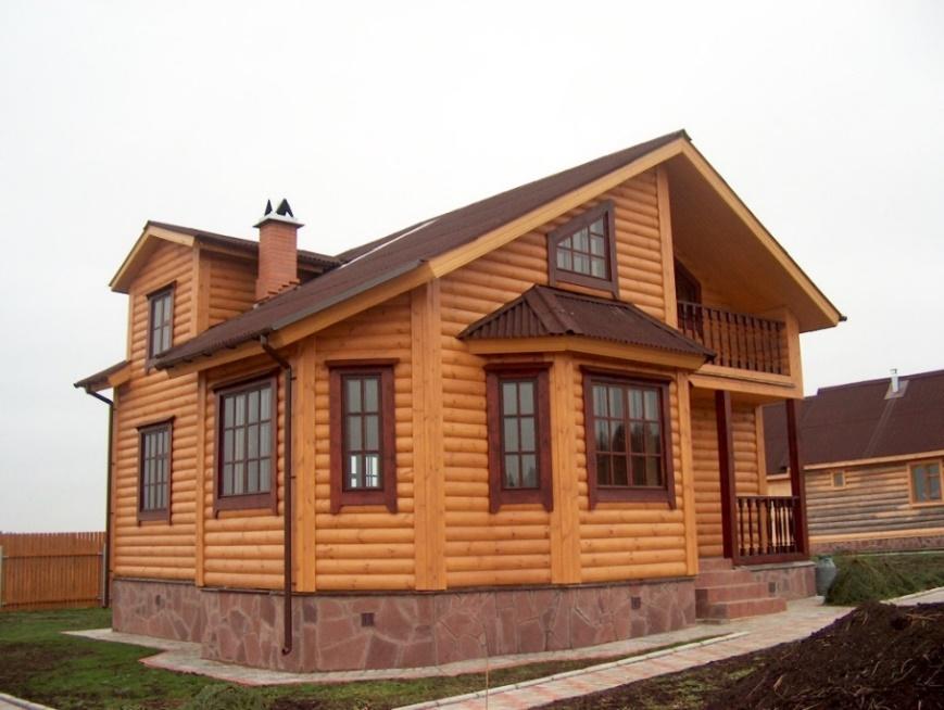Варианты ЛКМ для фасадных работ